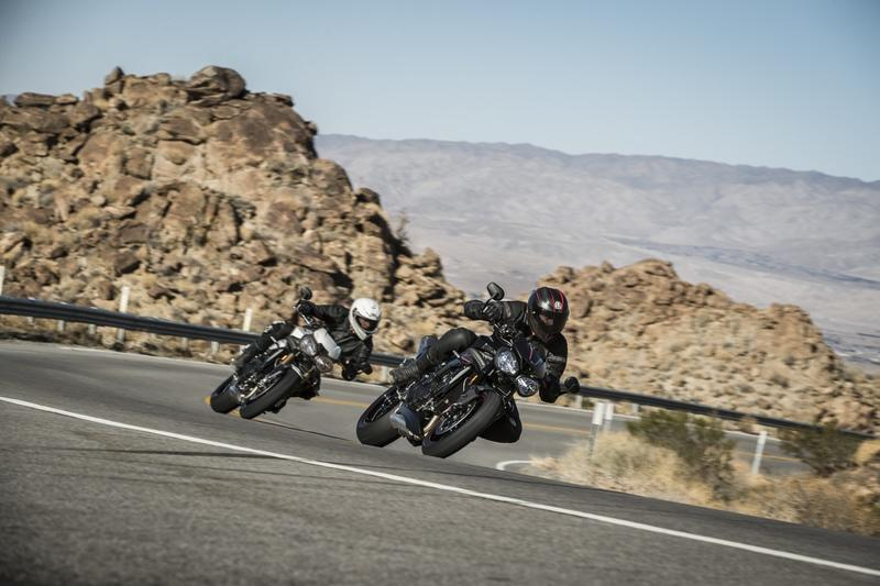 Triumph unboxed their brand new Speed Triple S and RS High Resolution Exterior Wallpaper quality - image 765306