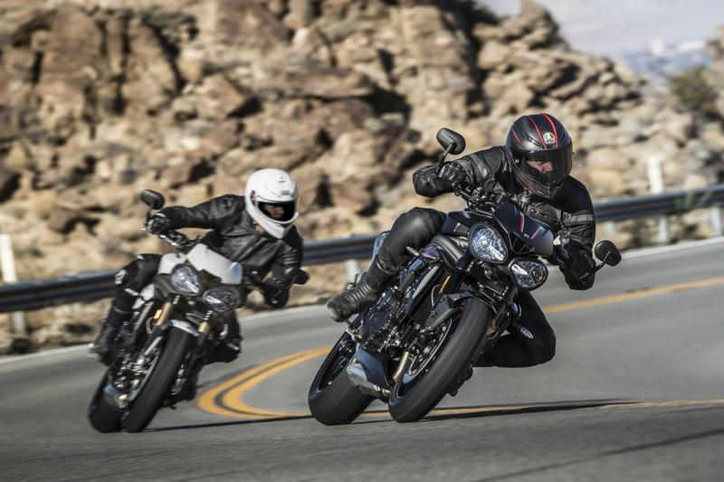 Triumph unboxed their brand new Speed Triple S and RS High Resolution Exterior Wallpaper quality - image 765307