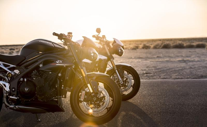 Triumph unboxed their brand new Speed Triple S and RS High Resolution Exterior Wallpaper quality - image 765308