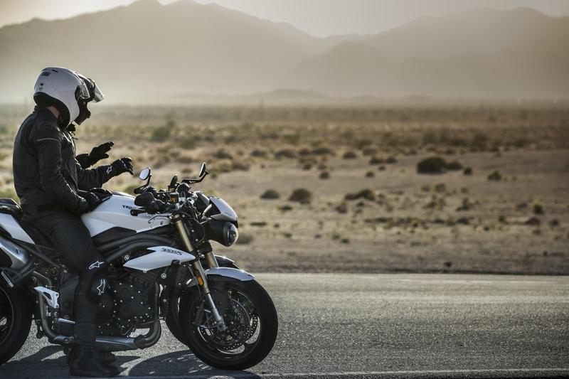 Triumph unboxed their brand new Speed Triple S and RS High Resolution Exterior Wallpaper quality - image 765309