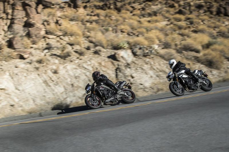 Triumph unboxed their brand new Speed Triple S and RS High Resolution Exterior Wallpaper quality - image 765313