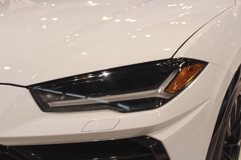 Pops' Rants: The Chicago Auto Show Is Proof that Lamborghini Is Schizophrenic