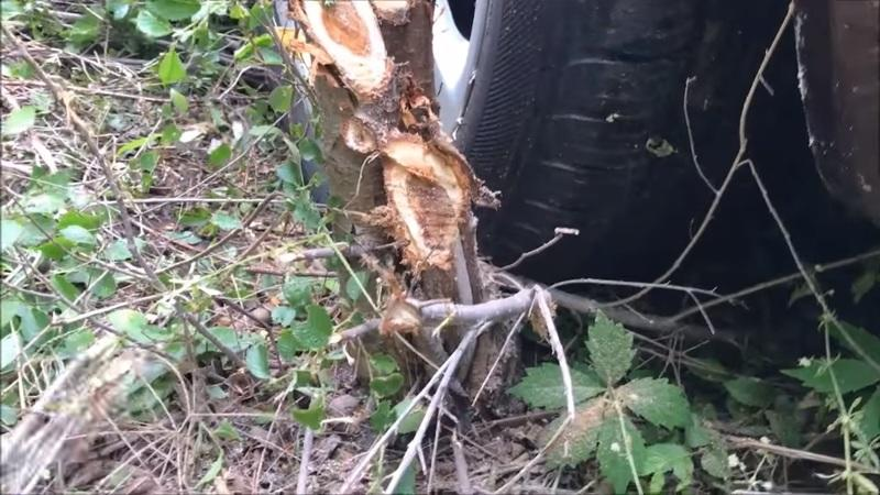 Video of the Day: I Needed a Chainsaw to Extract My Stolen Mercedes ML55 AMG