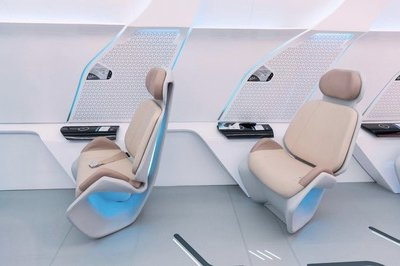 Virgin Hyperloop One's Full-Scale Pod is Designed by BMW - image 770947