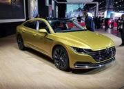 Like Ford, Opel, Mazda, and Infiniti, Among Others, Volkswagen Will Skip the Paris Motor Show - image 766399
