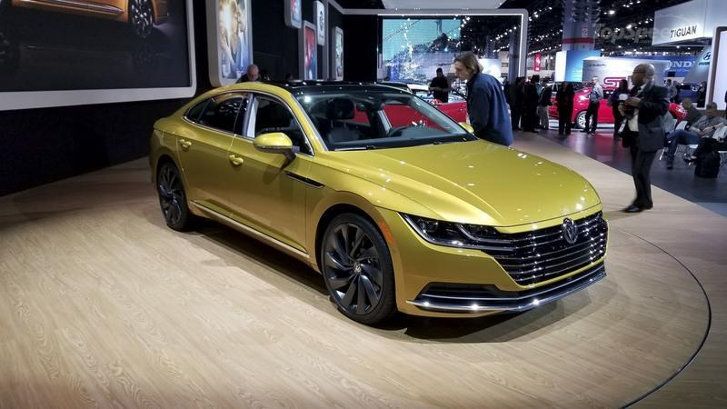 Volkswagen Arteon Finally Makes U.S. Debut in Chicago! - image 766399