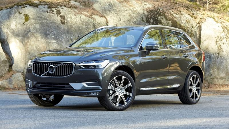 Volvo Considering an XC50 Coupe to Take on the BMW X2 and Mercedes GLC Coupe