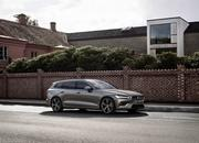 The Volvo V60 Comes Correct With Sexy Looks, High-End Tech, and a 390HP Hybrid Powertrain - image 770035