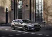 The Volvo V60 Comes Correct With Sexy Looks, High-End Tech, and a 390HP Hybrid Powertrain - image 770036