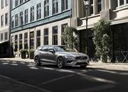 The Volvo V60 Comes Correct With Sexy Looks, High-End Tech, and a 390HP Hybrid Powertrain - image 770038