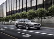 The Volvo V60 Comes Correct With Sexy Looks, High-End Tech, and a 390HP Hybrid Powertrain - image 770040