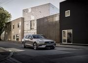The Volvo V60 Comes Correct With Sexy Looks, High-End Tech, and a 390HP Hybrid Powertrain - image 770055