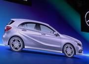 Watch the Mercedes A-Class Debut Here @ 1:00PM EST Today! - image 764849