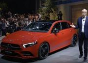 Watch the Mercedes A-Class Debut Here @ 1:00PM EST Today! - image 764833