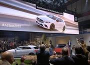Watch the Mercedes A-Class Debut Here @ 1:00PM EST Today! - image 764834