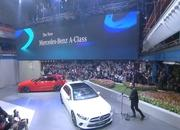 Watch the Mercedes A-Class Debut Here @ 1:00PM EST Today! - image 764876