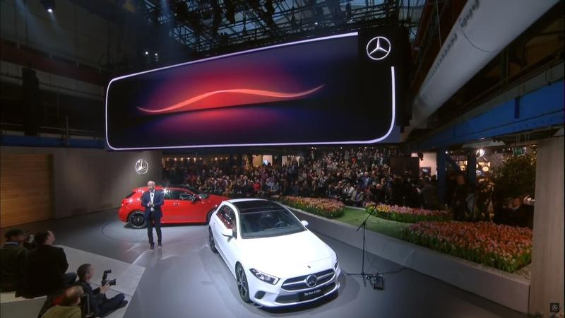 Mercedes-Benz Debuts 2018 A-Class And Wants You To Feel All Warm And Gooey