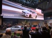 Watch the Mercedes A-Class Debut Here @ 1:00PM EST Today! - image 764881