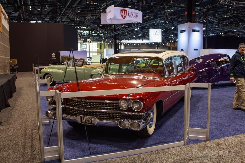 We Found a Bunch of Cool Classic Cars at the Chicago Auto Show - image 766855