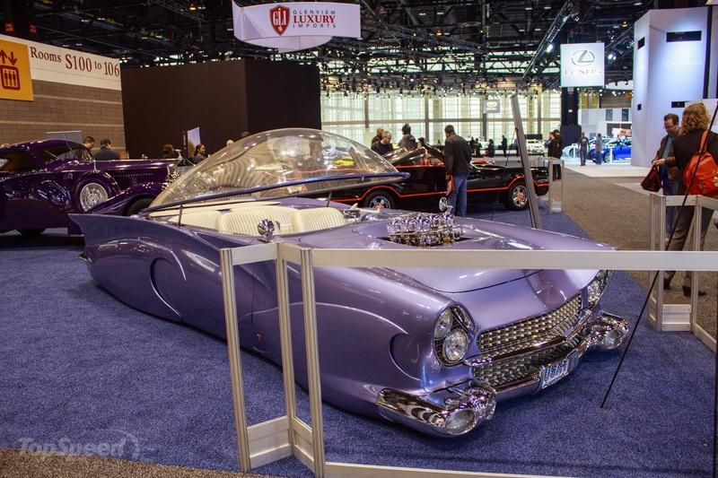 We Found a Bunch of Cool Classic Cars at the Chicago Auto Show - image 766868