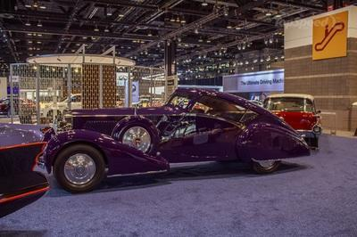 We Found a Bunch of Cool Classic Cars at the Chicago Auto Show - image 766892