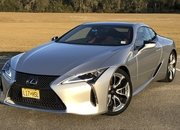What It's Like to Daily Drive the Lexus LC500 - image 768506