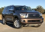 What's New on the 2018 Toyota Sequoia - image 764348