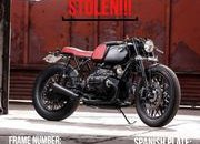 What would you do if you had 8 vintage motorcycles and a Porsche stolen from your garage? - image 768622