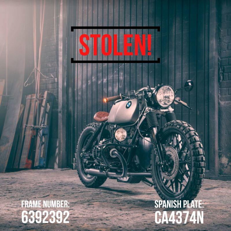 What would you do if you had 8 vintage motorcycles and a Porsche stolen from your garage? Exterior - image 768623