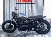 What would you do if you had 8 vintage motorcycles and a Porsche stolen from your garage? - image 768618
