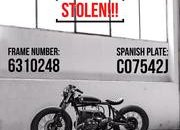 What would you do if you had 8 vintage motorcycles and a Porsche stolen from your garage? - image 768620