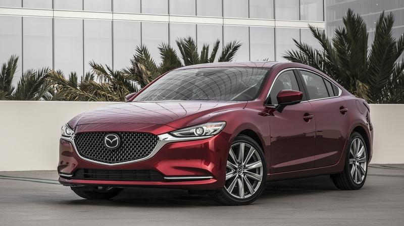 2018 Mazda6 Prices announced