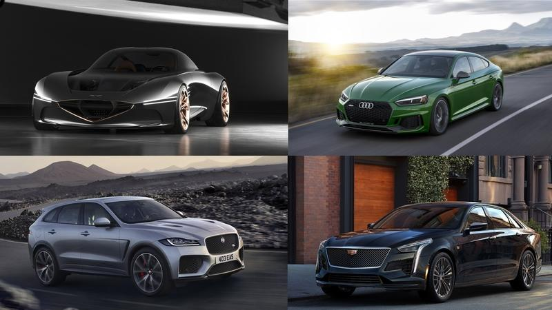 2018 New York International Auto Show - Best In Show