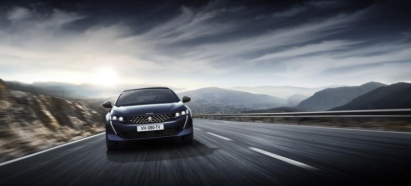 A Stronger, Faster Peugeot 508 May Well Be On Its Way