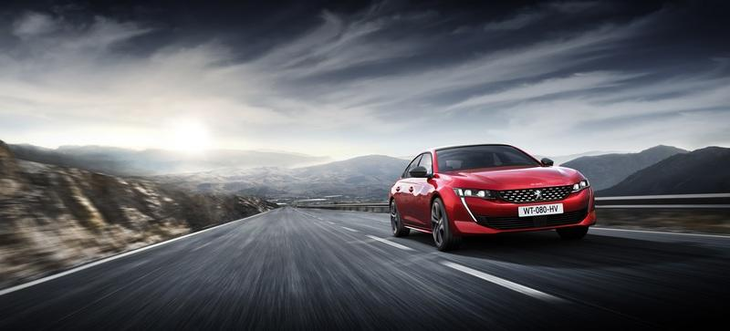A Stronger, Faster Peugeot 508 May Well Be On Its Way Exterior Wallpaper quality - image 773632