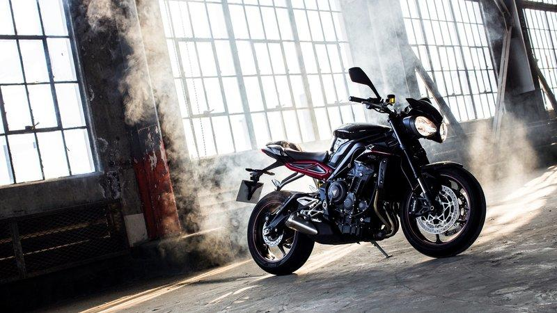 2018 Triumph Street Triple R Wallpaper quality - image 773247