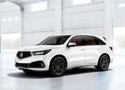 Acura MDX A-Spec Looks Sportier, Lacks the Extra Power - image 775686