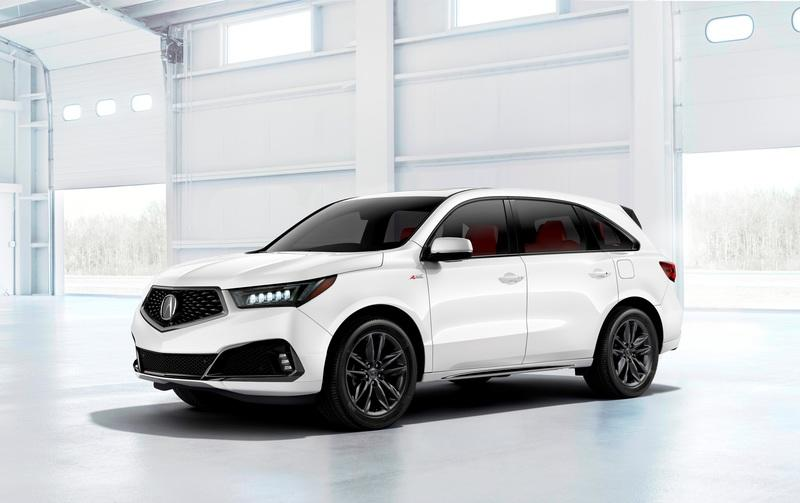 Acura MDX A-Spec Looks Sportier, Lacks the Extra Power