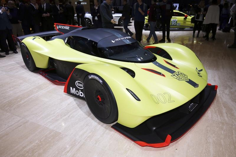 Aston Martin plans to beat Porsche's new Nurburgring record