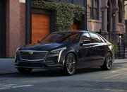 CTS-V and ATS-V are Axed to Make Way for the 2019 Cadillac CT6-V - image 776026