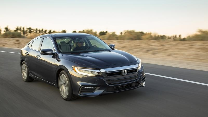 2019 Honda Insight Will Take on the Toyota Prius with 50 MPG; Debuts in New York