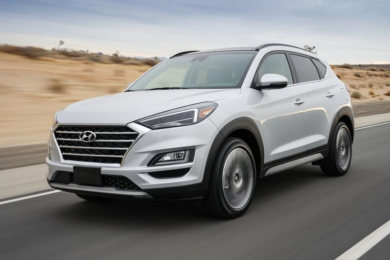High-Performance SUVs are Becoming a Trend as Hyundai Preps a Tucson N for 2021 Exterior - image 775656