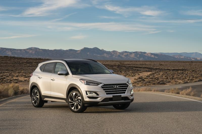 High-Performance SUVs are Becoming a Trend as Hyundai Preps a Tucson N for 2021 Exterior - image 775657