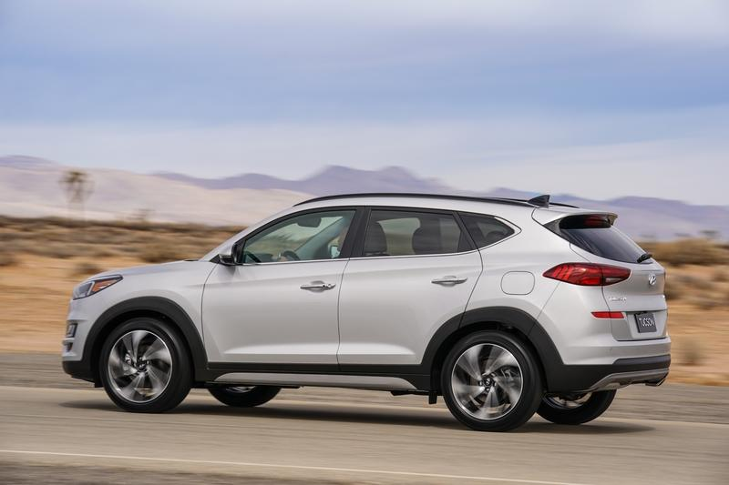 "The ""New"" Tucson is Evidence that Hyundai Cares More About the Santa Fe"