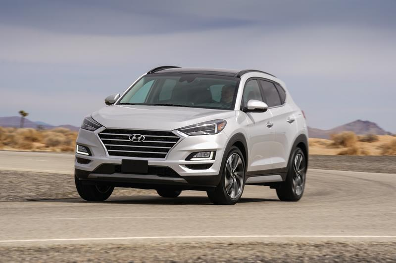 High-Performance SUVs are Becoming a Trend as Hyundai Preps a Tucson N for 2021 Exterior - image 775644