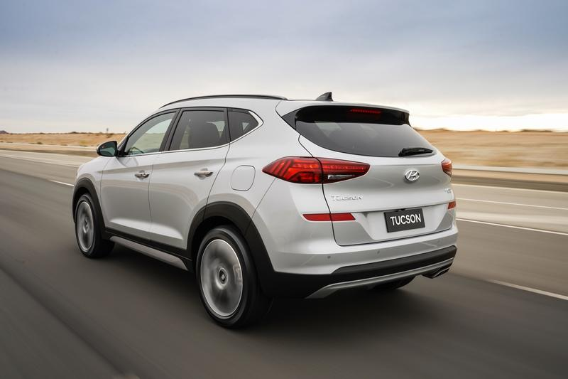 High-Performance SUVs are Becoming a Trend as Hyundai Preps a Tucson N for 2021 Exterior - image 775636