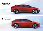 Mercedes-Benz EQC vs Jaguar I-Pace - image 771277