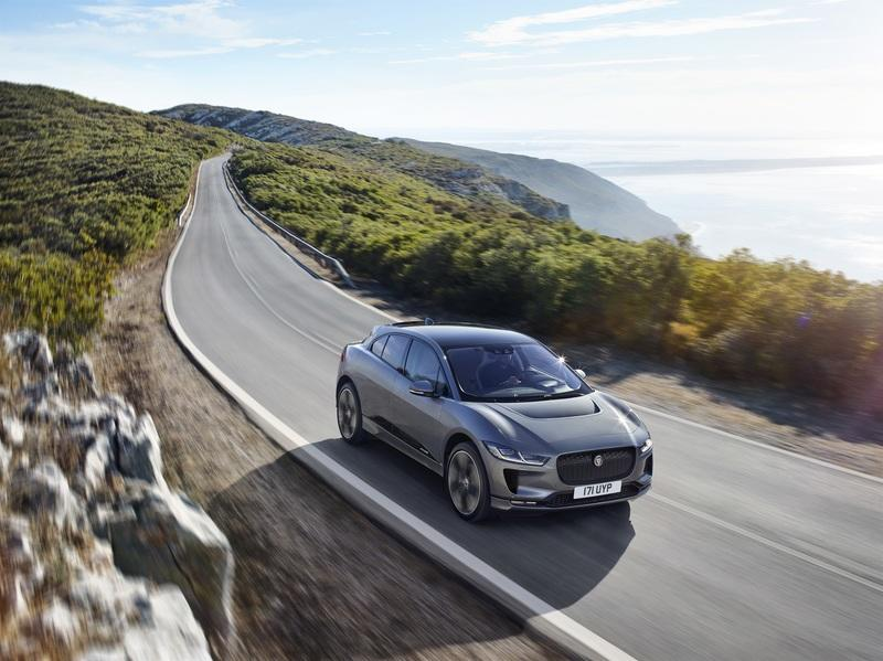 With a $70k Price Tag, the Jaguar I-Pace Could be Devastating for the More-Expensive Tesla Model X