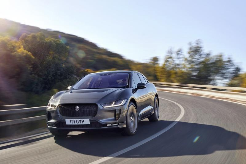 Love the 2019 Jaguar I-Pace? Well, Jaguar Might go All-Electric