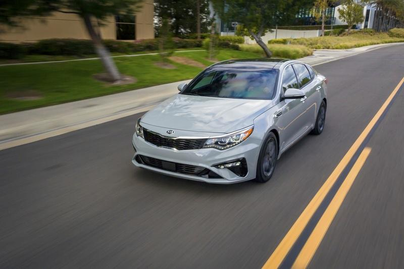 Kia May be Trying a Little Too Hard in the Looks Department With the 2019 Optima